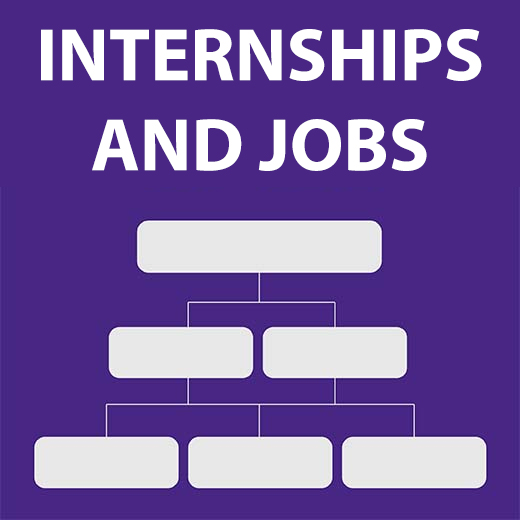 Internships and Jobs